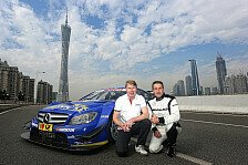 DTM - Comeback in China: 2014 Rennen in Guangzhou