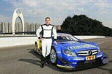 DTM - Alle bedeutenden Rennen gewonnen: Bernd Schneider f�r Lebenswerk ausgezeichnet