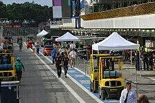 Formel 1 - Bilder: Brasilien GP - Mittwoch