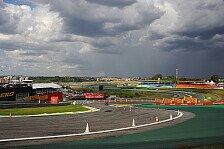 Formel 1 - Bauarbeiten beginnen im Juli: Brasilien: Vertragsverl�ngerung fix