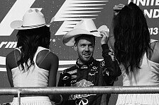 Formel 1 - Bilder: US GP - Black & White Highlights