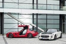 Auto - Der neue Mercedes-Benz SLS AMG GT Final Edition