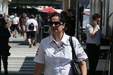 Formel 1 - Es war eine schwierige Saison: Monisha Kaltenborn