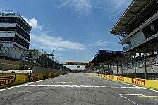 Formel 1 - 2015 schon im neuen Glanz: Neue Boxenanlage f�r Brasilien