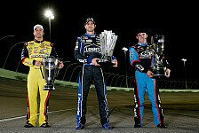 NASCAR - Bilder: NASCAR-Champions 2013