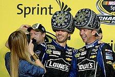 NASCAR - R�ckblick: 10 Jahre Sprint-Cup-Chase: Johnson der Titelsammler