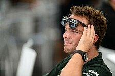 Formel 1 - Van der Garde Test- und Ersatzfahrer bei Sauber