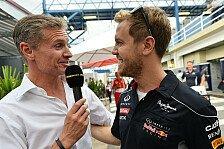 Formel 1 - Donuts und Fl�che: Video - Vettel ist der ungezogenste Pilot