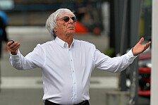 Formel 1 - Constantin geht in Berufung: Ecclestone siegt: Millionen-Klage abgewiesen