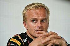 Formel 1 - Es gibt keine Garantie: Kovalainen: Magnussen-Experiment k�nnte scheitern