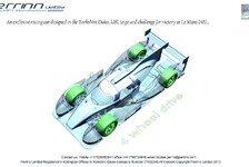 WEC - Pr�sentation in Le Mans: Perrinn-LMP1 jetzt mit Allrad