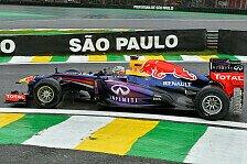 Formel 1 - Flei�iger Webber : Reifensparer Vettel: Sorry, Fans!