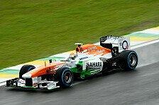 Formel 1 - Kritik an Pirelli: Sutil: Reifen reagieren komisch