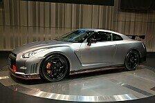 Auto - Nissan GT-R Nismo