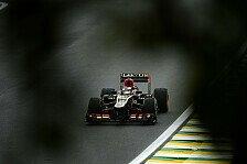 Formel 1 - Die Formel 1 w�rde kollabieren: Lotus: Wir bezahlen immer alle