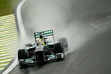 Formel 1 - Interessanter Tag: Mercedes: Wichtige Eindr�cke gesammelt