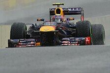 Formel 1 - Tolles Finish f�r meine Karriere: Webber verabschiedet sich mit Platz 2