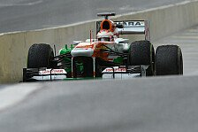 Formel 1 - Form passt: Di Resta: Auto im Regen gesteigert