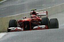 Formel 1 - Strafe kostet m�gliches Podium: Massa w�tend auf die Rennleitung