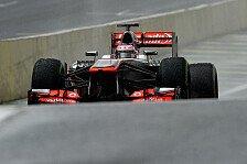 Formel 1 - Nicht genug Inters und Regenreifen: Button h�tte gerne mehr Reifens�tze