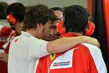 Formel 1 - Vorteil Alonso: Herbert: Ferrari ist Fernandos Team