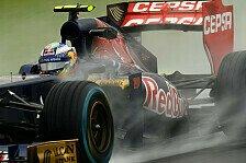 Formel 1 - Vergne bleibt punktelos: Ricciardo sammelt einen WM-Punkt