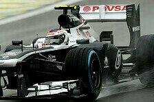 Formel 1 - Harte Arbeit wartet: Williams: Letzter GP als Spiegelbild der Saison