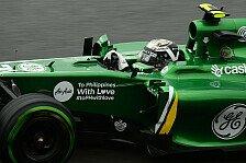 Formel 1 - Kein Vertrag �ber Team-Anteile: Van der Garde: Bin ein Team-Leader