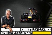 Formel 1 - Es gibt keine Regenspezialisten: Christian Danner spricht Klartext