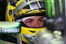Formel 1 - P5 nicht gerade berauschend: Rosberg: Konstrukteurs-WM hatte Priorit�t
