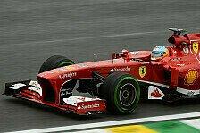 Formel 1 - Aber nicht so stark wie 2012: Villeneuve: Alonso w�re im Lotus Champion