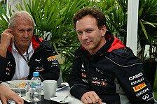 Formel 1 - Nur eine Frage der Zeit: Horner: Derzeit keine Frau, die es schaffen w�rde