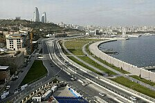 Blancpain GT Serien - Strecke noch nicht bereit: Massive Verz�gerungen in Baku