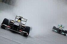Formel 1 - Ein tolles Rennen: Gutierrez: Bester Rookie der Saison