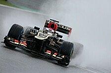 Formel 1 - Keine Entschuldigung: Kovalainen: Ich war nicht schnell genug