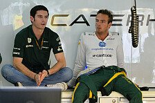 Formel 1 - Bald gute Neuigkeiten: Van der Garde: Habe mich als Teamleader gezeigt