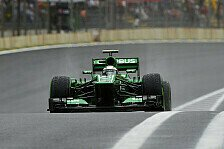 Formel 1 - Sauber ist eine bessere Chance: Van der Garde: H�tte bei Caterham bleiben k�nnen