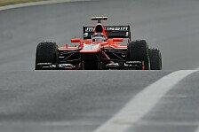 Formel 1 - Saisonbilanz 2013: Marussia