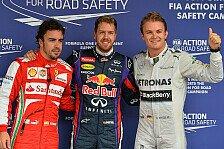 Formel 1 - Bilder: Brasilien GP - Samstag