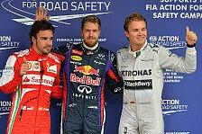 Formel 1 - Keine Bonuspunkte: FIA f�hrt Pole-Position-Award ein