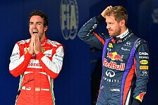 Formel 1 - Wenn es Nacht wird in Interlagos...: Brasilien GP - die sieben Schl�sselfaktoren