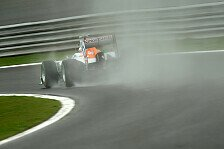 Formel 1 - Momentan ist es eine Reifenmeisterschaft: Adrian Sutil & seine Reifenmisere