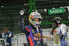 Formel 1 - Ein langer Weg bis ins Ziel: Sebastian Vettel: Bin selber �berrascht