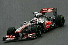 Formel 1 - Geld ist der K�nig der Formel 1: Button: McLaren nicht wie Williams