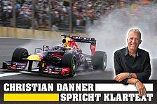 Formel 1 - Vettels Ohrfeige: Christian Danner spricht Klartext