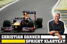Formel 1 - 2014: Energy-Management: Christian Danner spricht Klartext