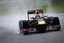 Formel 1 - Vettel hat die letzten 1000 Rennen gewonnen: Webber: Auto f�hlte sich langsam an