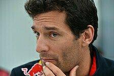 Formel 1 - Webber ließ Ferrari-Kontrakt liegen