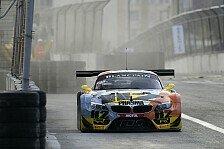 Blancpain GT Serien - Streckenreinigung mit Folgen: Eis in Baku: Neuerliche Verschiebungen