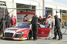 Blancpain GT Serien - Rang zwei futsch: Phoenix-Audi strafversetzt